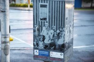 vinyl wrapped hydro box