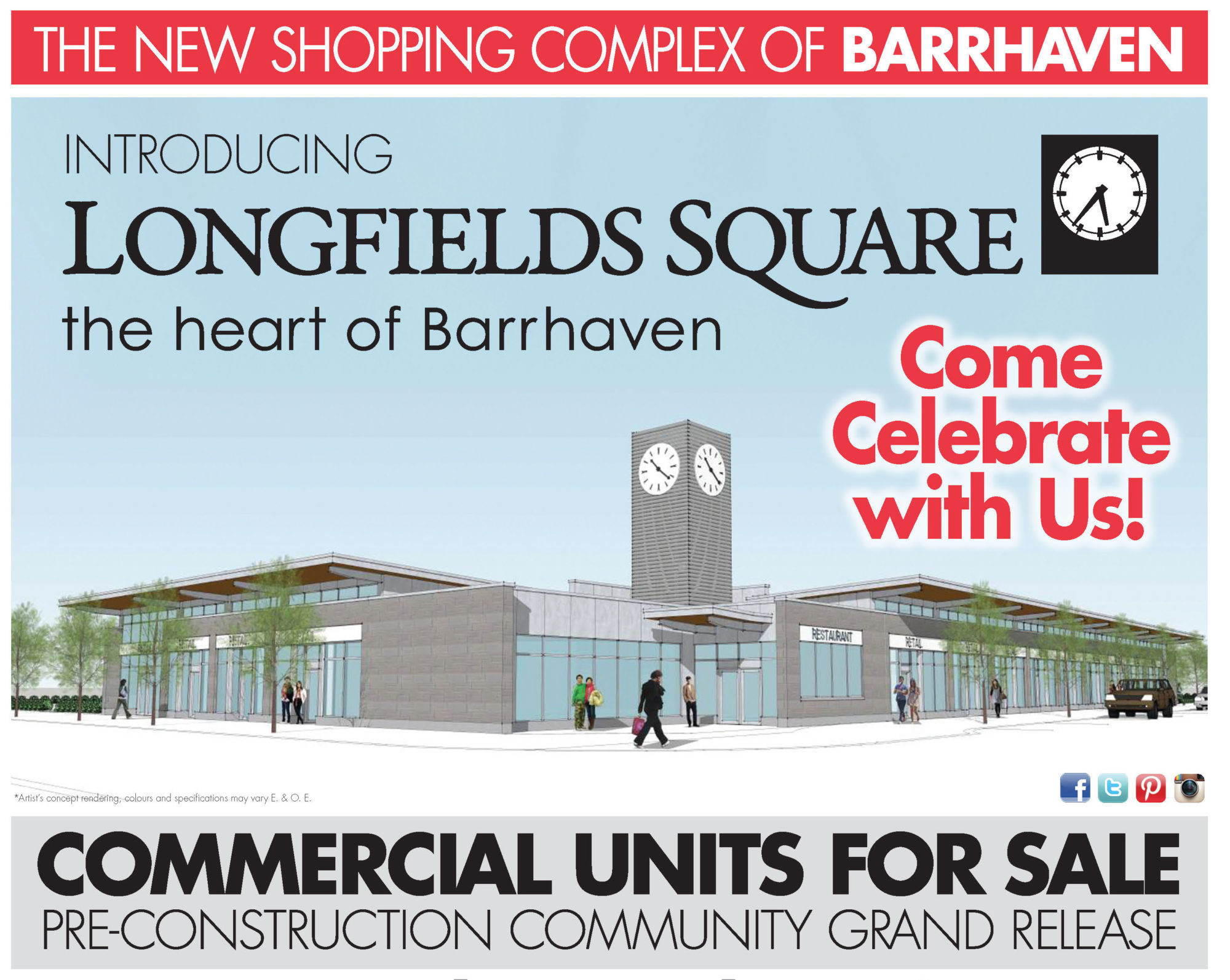 Campanale's Longfields Square Grand Release Opening