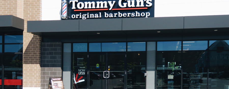 Step Inside Tommy Gun's Original Barbershop in Barrhaven