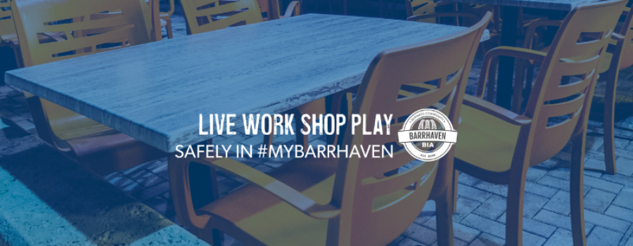 Patios in #MyBarrhaven