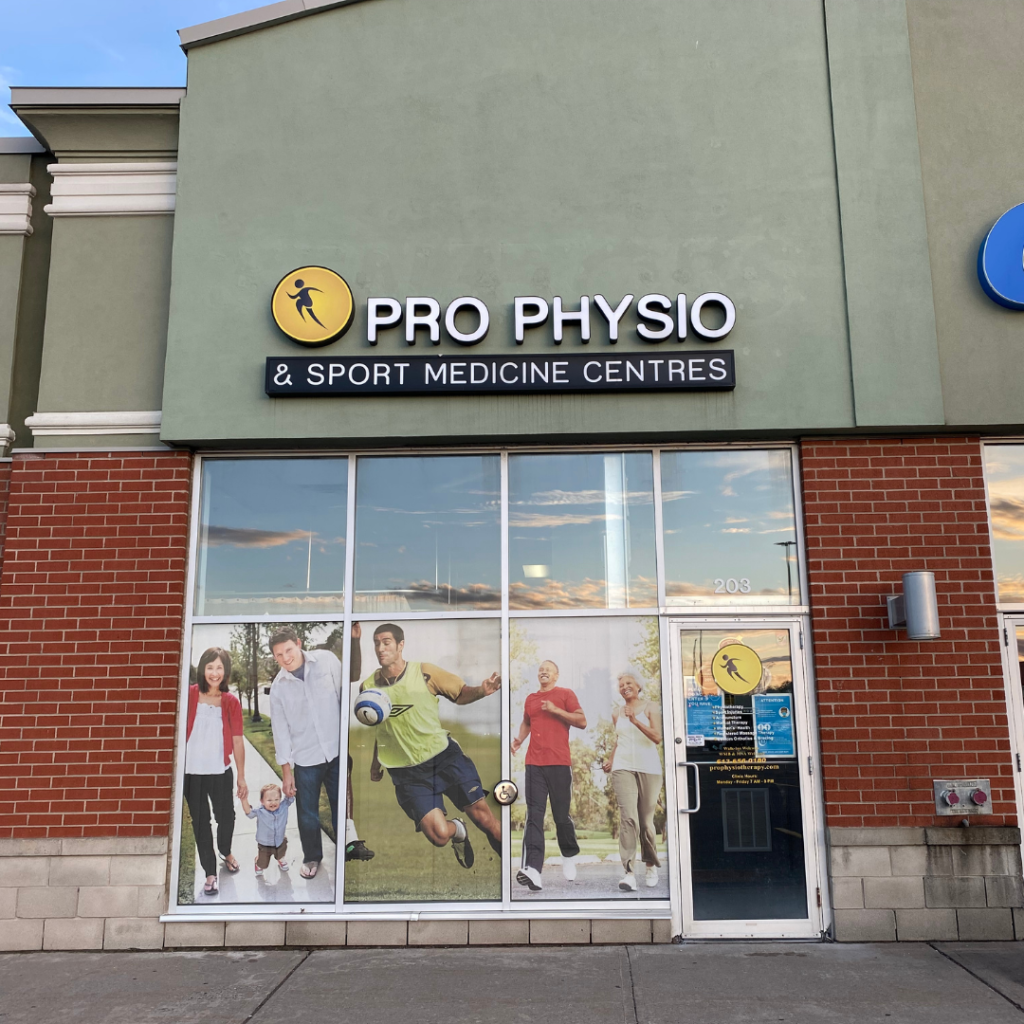 Pro Physio & Sport Medicine Centres